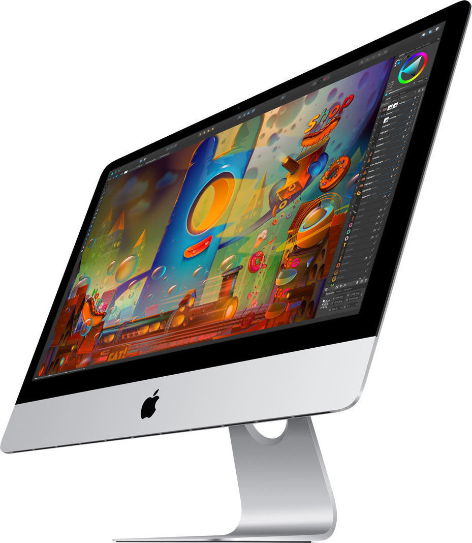 Apple iMac MK482 27'' 3,3GHz i5/8GB/2TB Retina Display EU