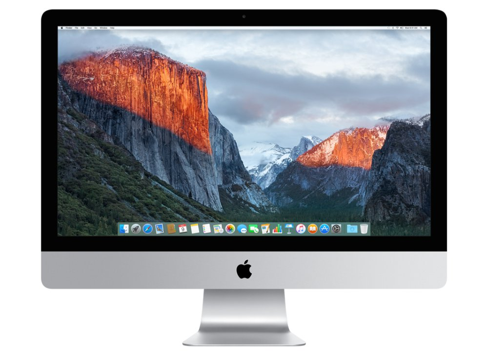 Apple iMac MK472 27'' 3,2GHz i5/8GB/1TB Retina Display EU