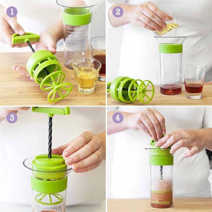 Χειροκίνητος Αναδευτήρας για Υγρά - Sauces Universal Mixer