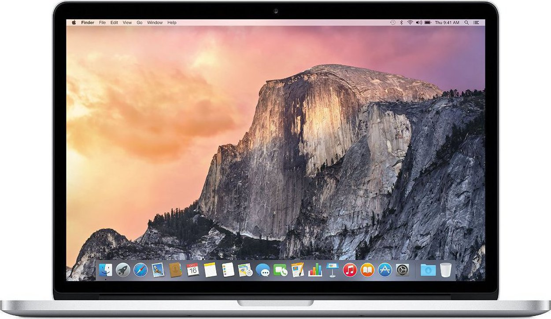 "Apple MacBook Pro MJLT2 15,4"" 2.5GHz i7/16GB/512GB EU"