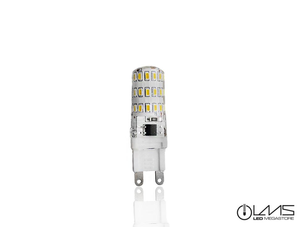 Λαμπτήρας Led LMS Mini G9 5 Watt 230v Θερμό Λευκό