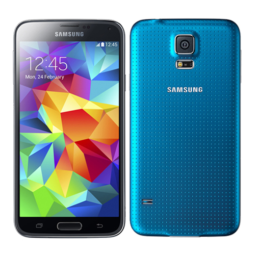 Samsung Galaxy S5 Mini G800 16Gb Blue EU (Δώρο Tempered Glass + Θήκη)