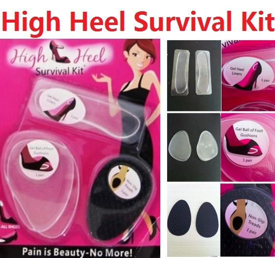 """Σετ Επιθεμάτων για Γόβες """"High Heel Survival Kit"""""""