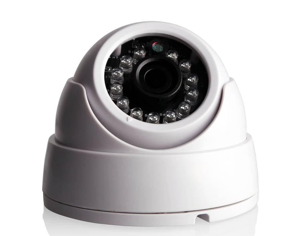 Foscam FI9851P: Έγχρωμη IP WIFI κάμερα Dome, HD 720p