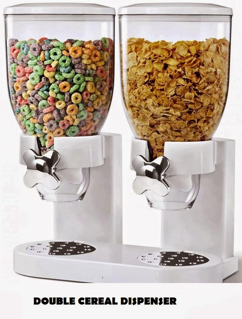 Διανομέας δημητριακών διπλός - Ceareal dispenser double