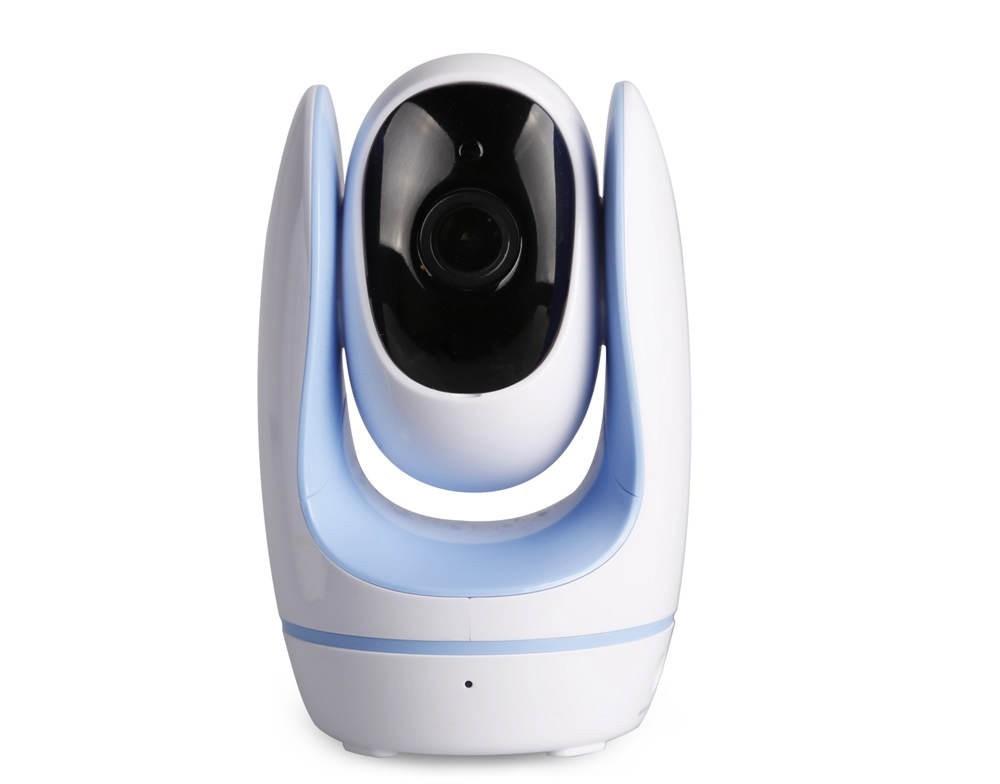 Foscam FosBaby: Έγχρωμη IP baby κάμερα, HD 720p Μπλε