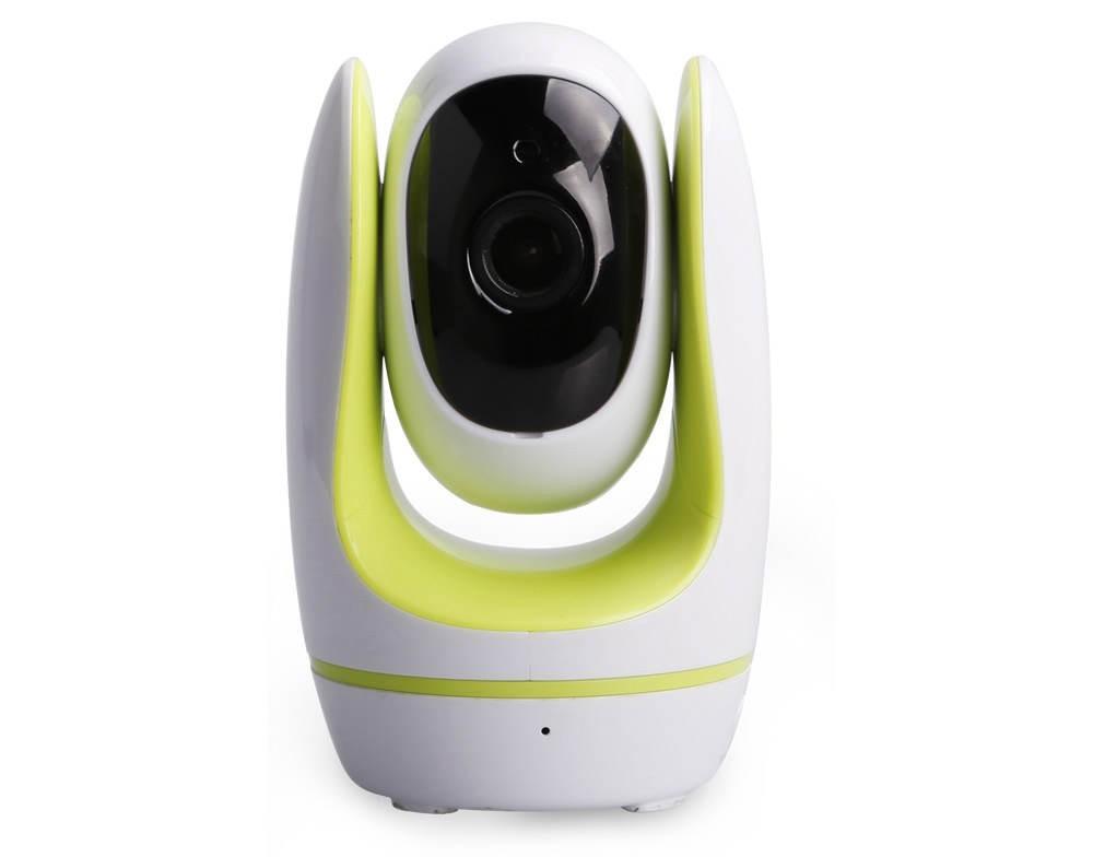 Foscam FosBaby: Έγχρωμη IP baby κάμερα, HD 720p Πράσινη