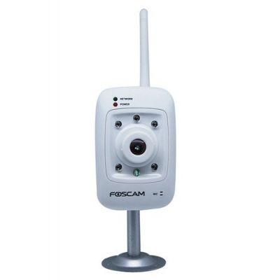 Foscam FI8909W: Έγχρωμη IP Κάμερα Λευκή