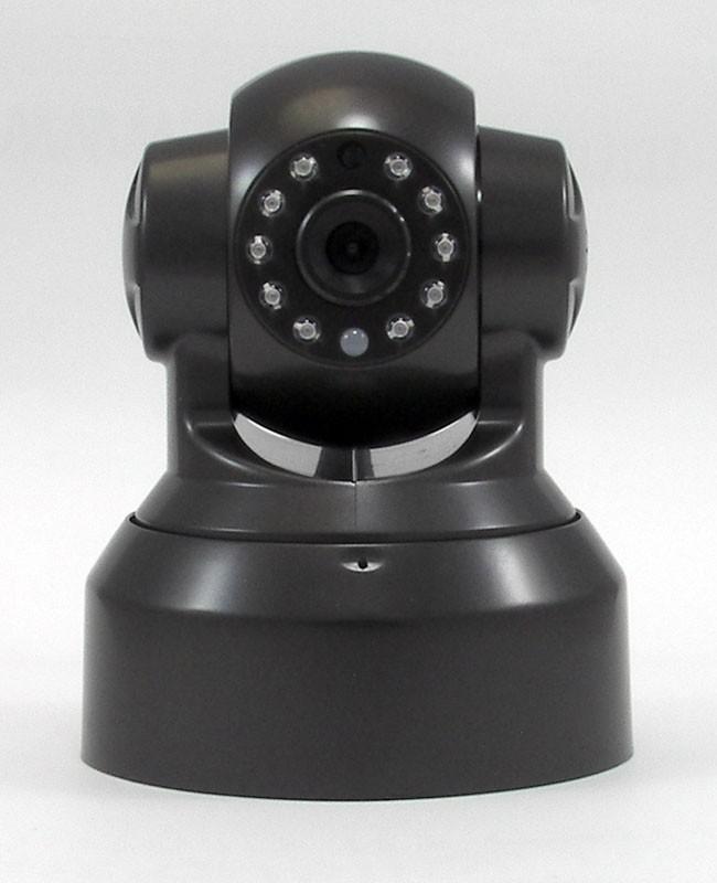 Bionics Robocam 2+: Έγχρωμη Ρομποτική IP κάμερα Μαύρη