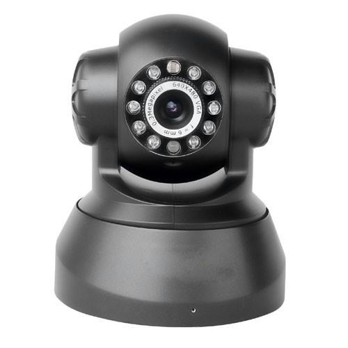 Bionics RoboCam 2: Έγχρωμη Ρομποτική IP Κάμερα Μαύρη
