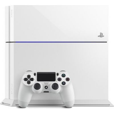 Sony Playstation 4 PS4 500GB Glacier White EU