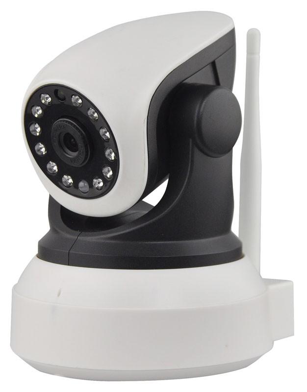 Bionics Robocam 5: Έγχρωμη Ρομποτική IP κάμερα Υψηλής Ανάλυσης Λευκό-Μαύρο