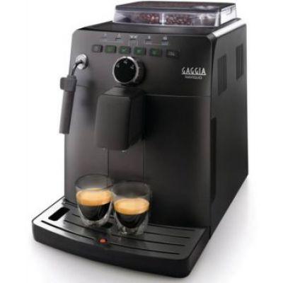 Gaggia Naviglio Black Espresso Coffe Machine HD8749/01