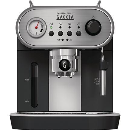 Gaggia Carezza Deluxe Espresso Coffe Machine