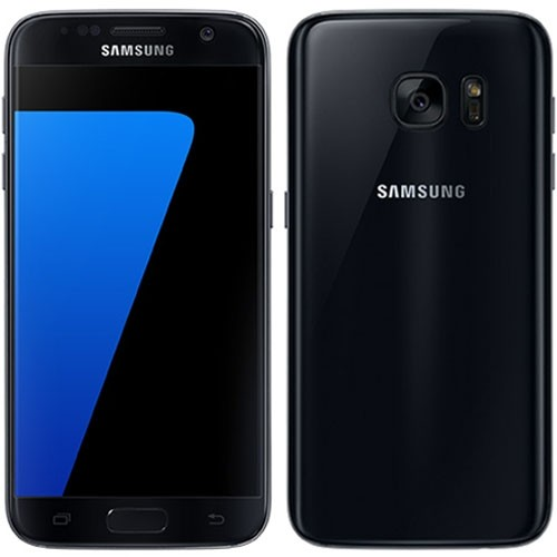Samsung Galaxy S7 G930F 32GB Black EU (Δώρο Tempered Glass + Θήκη)