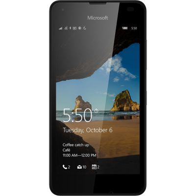 Microsoft Lumia 550 8GB 4G Black EU