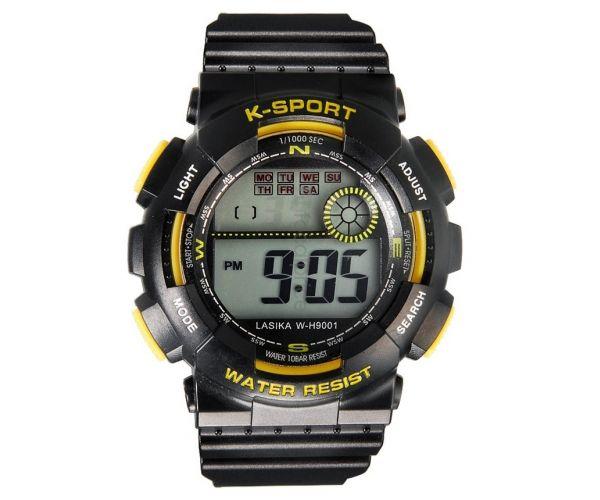 Ψηφιακό, Αδιάβροχο Ρολόι - Χρονογράφος K-Sport OEM