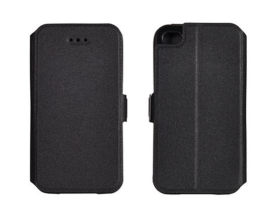 Θήκη Telone Book Pocket Samsung S6 G920 - Μαύρη