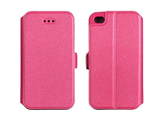 Θήκη Telone Book Pocket Samsung Grand Neo i9060 - Ροζ