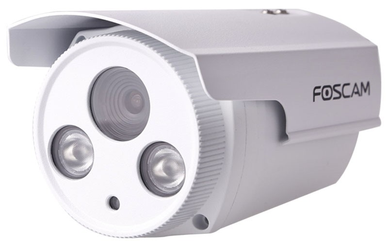 Foscam FI9903P: Αδιάβροχη Έγχρωμη IP Κάμερα, Υψηλής Ανάλυσης