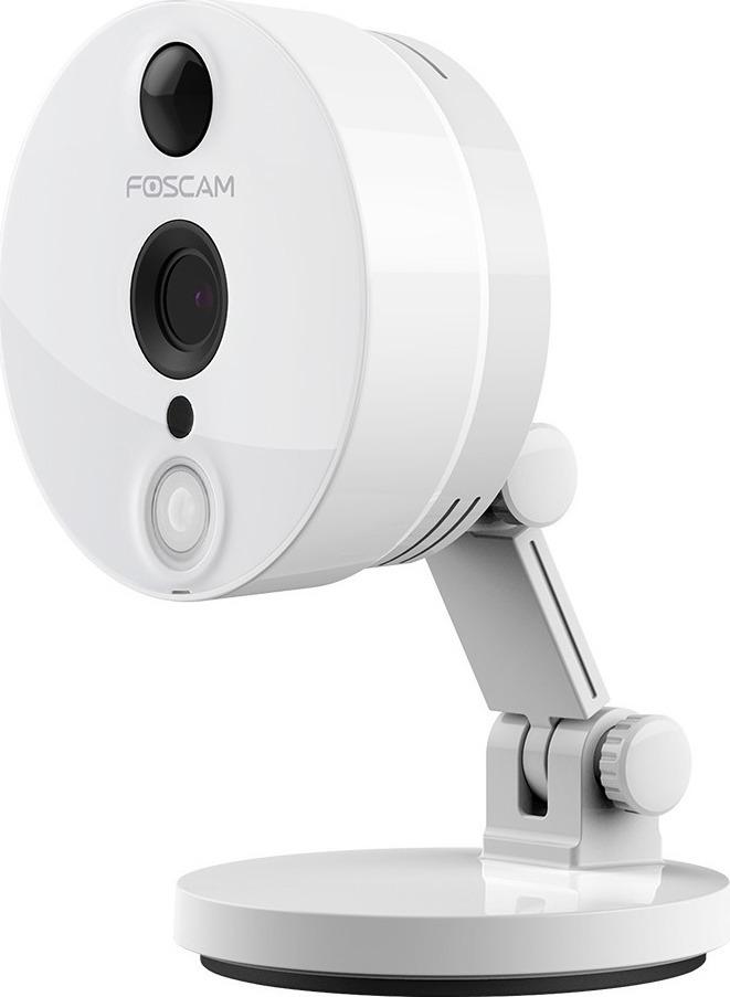 Foscam C2: Έγχρωμη IP κάμερα HD 1080p, Εύρος φακού 120°