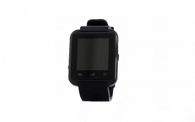 Έξυπνο ρολόι Smartwatch με ήχο με πολλές λειτουργίες σε χρώμα Μαύρο, Bitblin BT110