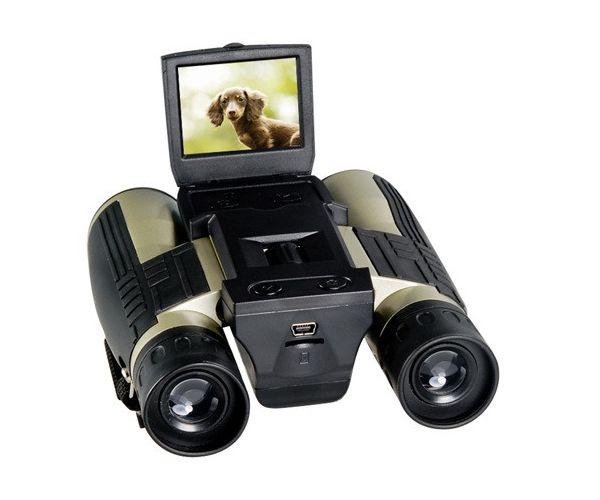 Κυάλια με Ψηφιακή Κάμερα Full HD 1080p & LCD Οθόνη OEM 555