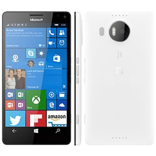 Microsoft Lumia 950 XL 4G 32GB White EU (Δώρο Tempered Glass + Θήκη)