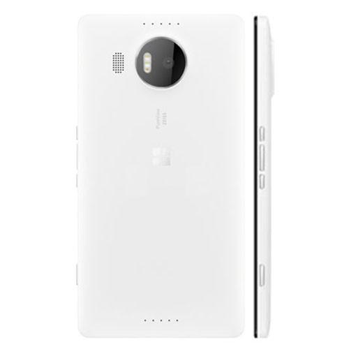 Microsoft Lumia 950 XL Dual 4G 32GB White EU  (Δώρο Tempered Glass + Θήκη)