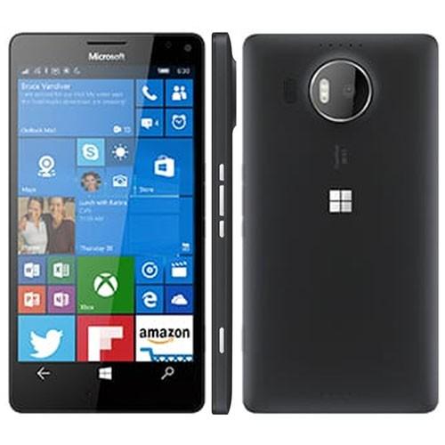 Microsoft Lumia 950 XL Dual 4G 32GB Black EU (Δώρο Tempered Glass + Θήκη)