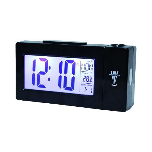Επιτραπέζιο Ρολόι με Προβολέα LED OEM 1211