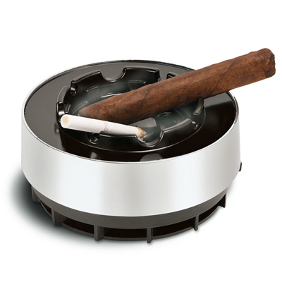 Τασάκι που Ρουφάει τον Καπνό