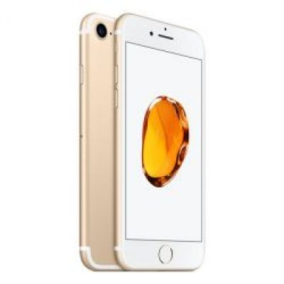 Apple iPhone 7 128GB Gold EU (Δώρο Tempered Glass Full Cover + Θήκη)