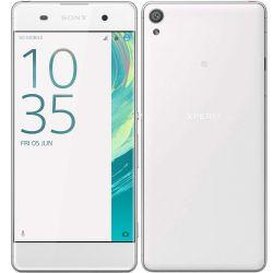 Sony Xperia XA F3111 16GB LTE White EU  (Δώρο Tempered Glass + Θήκη)
