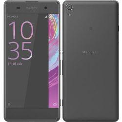 Sony Xperia XA F3111 16GB LTE Black EU  (Δώρο Tempered Glass + Θήκη)