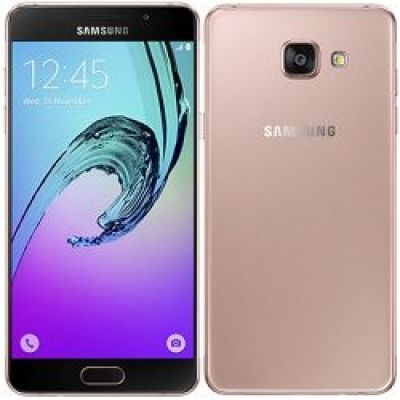 Samsung A5 2016 A510F LTE 16GB Pink EU (Δώρο Tempered Glass + Θήκη)