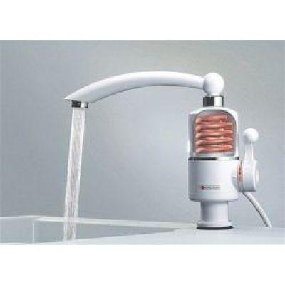 Βρύση Ταχυθερμαντήρας - Ταχυθερμοσίφωνας που Θερμαίνει Άμεσα το Νερό OEM KW-009