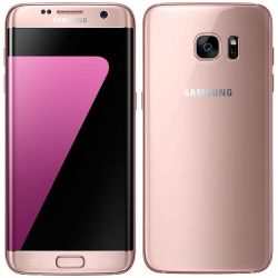 Samsung Galaxy S7 G930F 32GB Pink EU (Δώρο Tempered Glass + Θήκη)