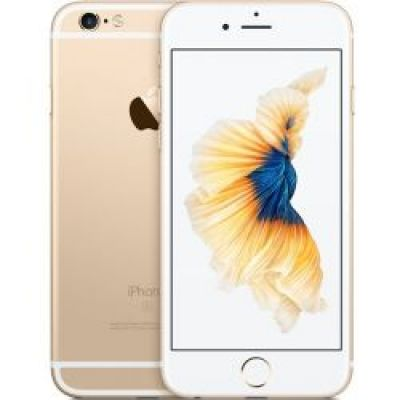 Apple iPhone 6s 32GB Gold EU (Δώρο Tempered Glass + Θήκη)