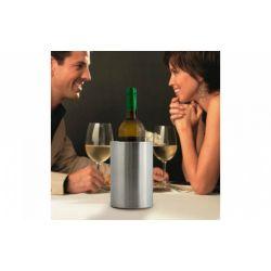 Θήκη Κρασιού Διατήρησης της Θερμοκρασίας Inox από Ανοξείδωτο Ατσάλι, Cb B0520201