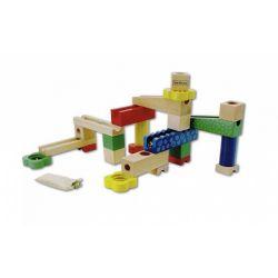 Έξυπνο παιδικό παιχνίδι δημιουργίας ξύλινων διαδρόμων Beeboo 0000133