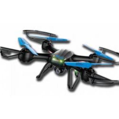 WiFi Τηλεκατευθυνόμενο Drone Ελικόπτερο Tετρακόπτερο Rayline Funtom 7 WiFi