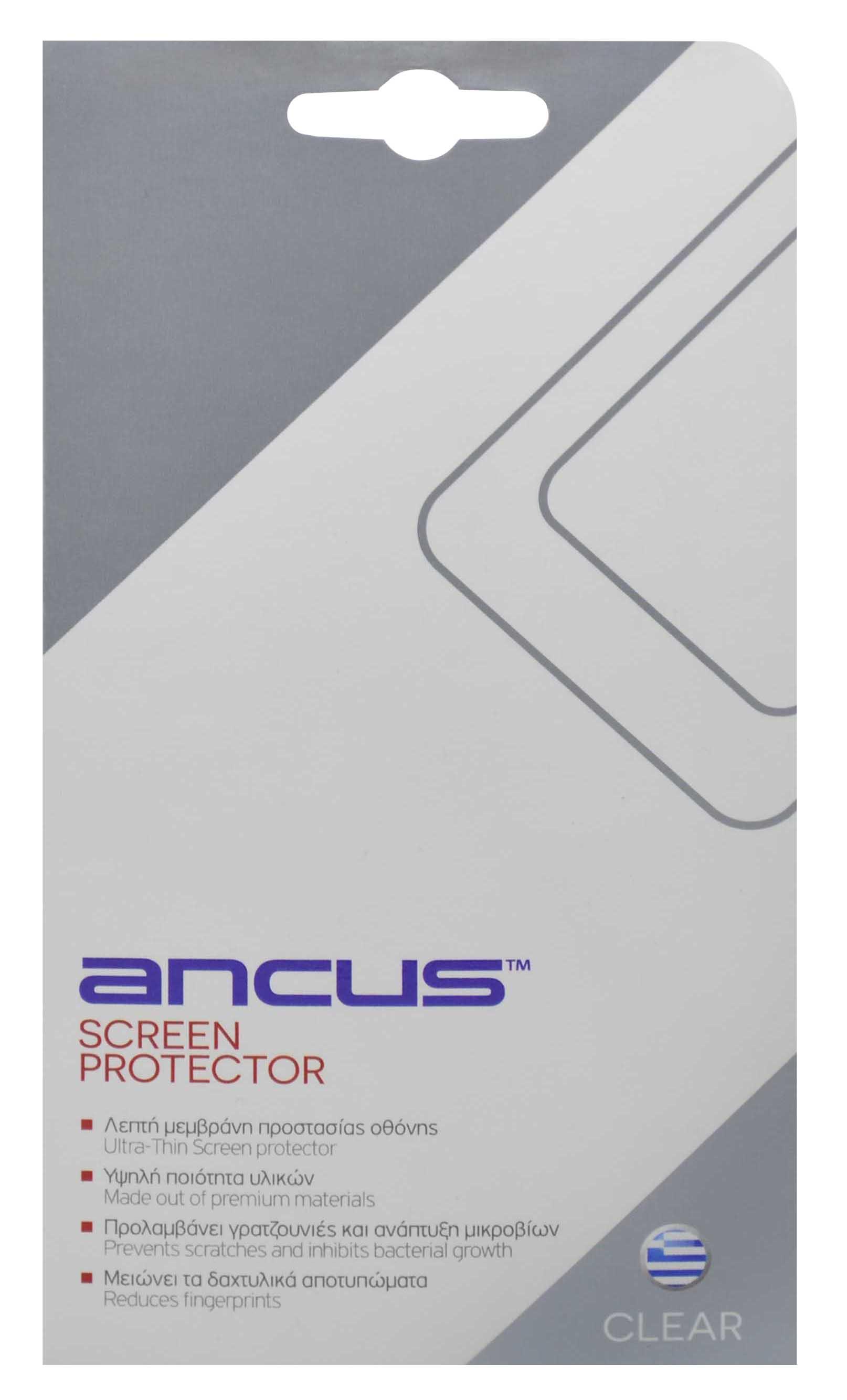 Screen Protector Ancus για Samsung i9505/i9500 Galaxy S4 Antishock