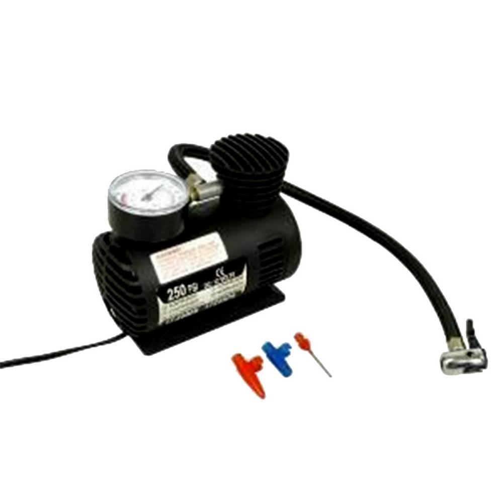 Κομπρεσέρ Αέρα Μίνι Dunlop 12V 250 PSI 17 Bar