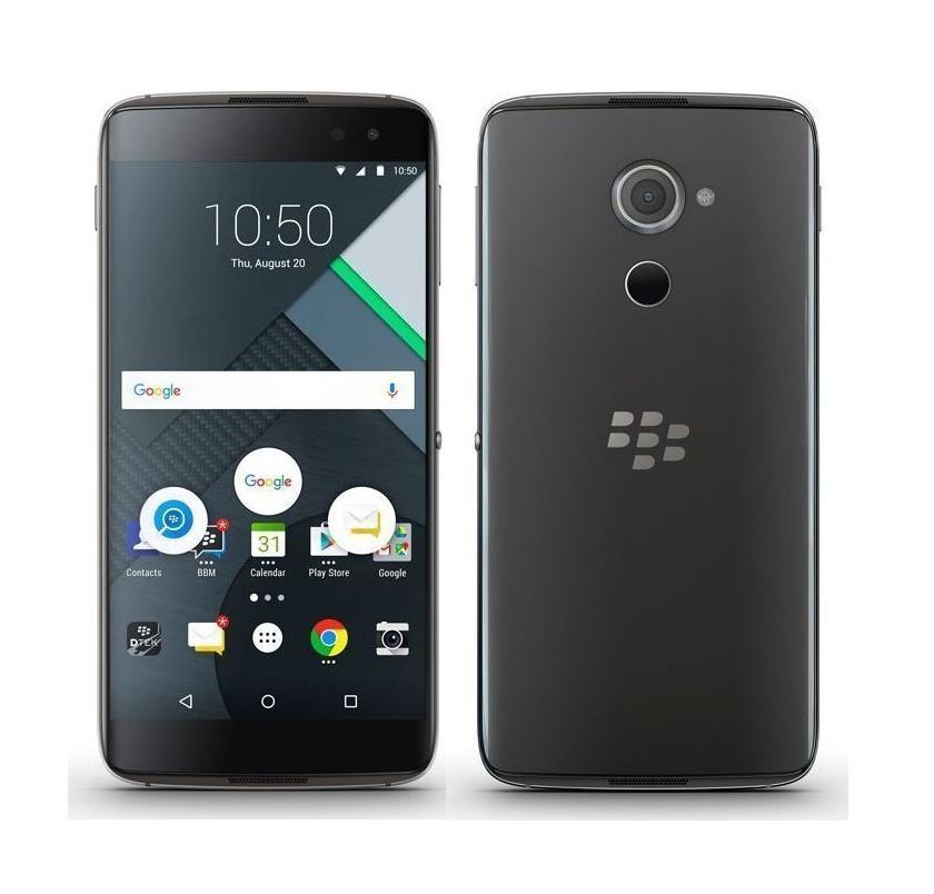 Blackberry DTEK60 32GB Earth Silver Πληρωμή έως 24 δόσεις