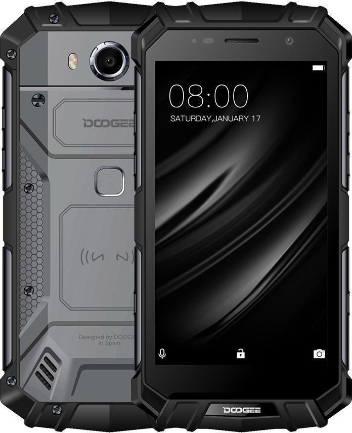 Doogee S60 Lite Dual 32B Dual Black EU