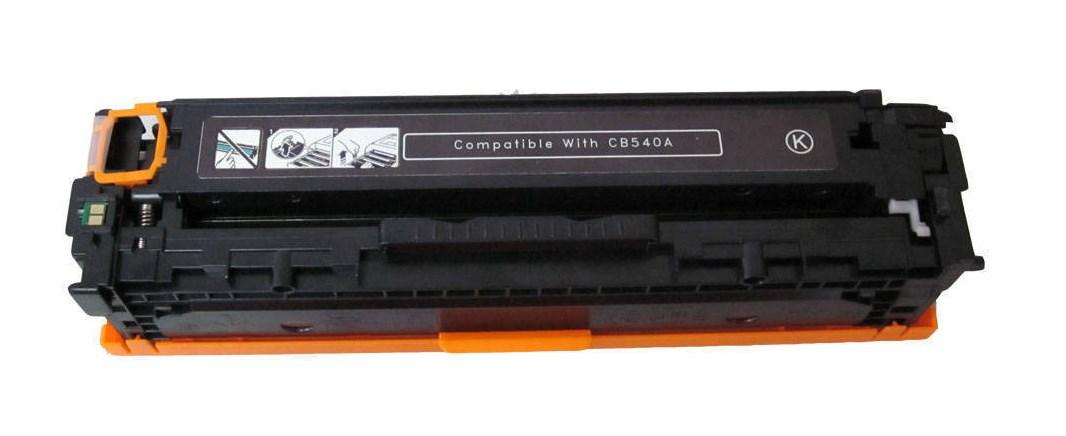 Συμβατό Toner για HP & Canon, CB540A/CE320A/CF210X, Black, 2.2K - PREMIUM 21831
