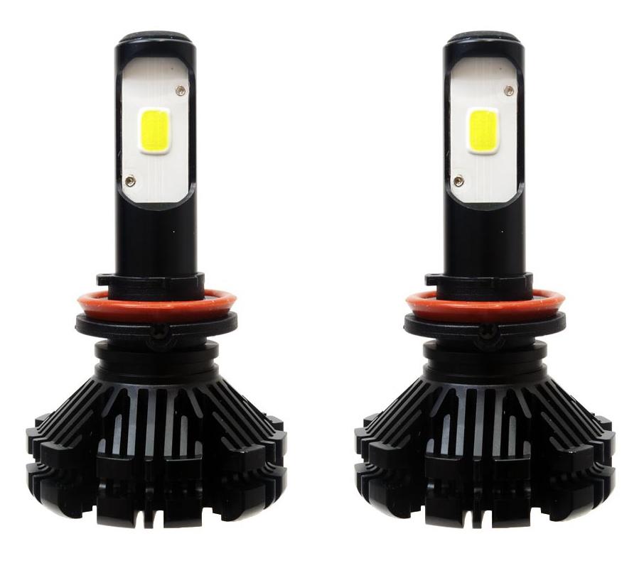 AMIO LED φώτα αυτοκινήτου H8/H9/H11 CX Series 01077, 6000K - AMIO 27836