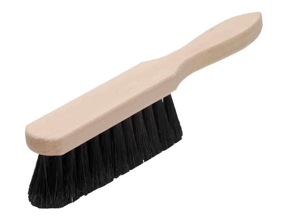 AMIO Βούρτσα καθαρισμού Eco 01475, με λαβή, 28cm, ξύλινη - AMIO 29359