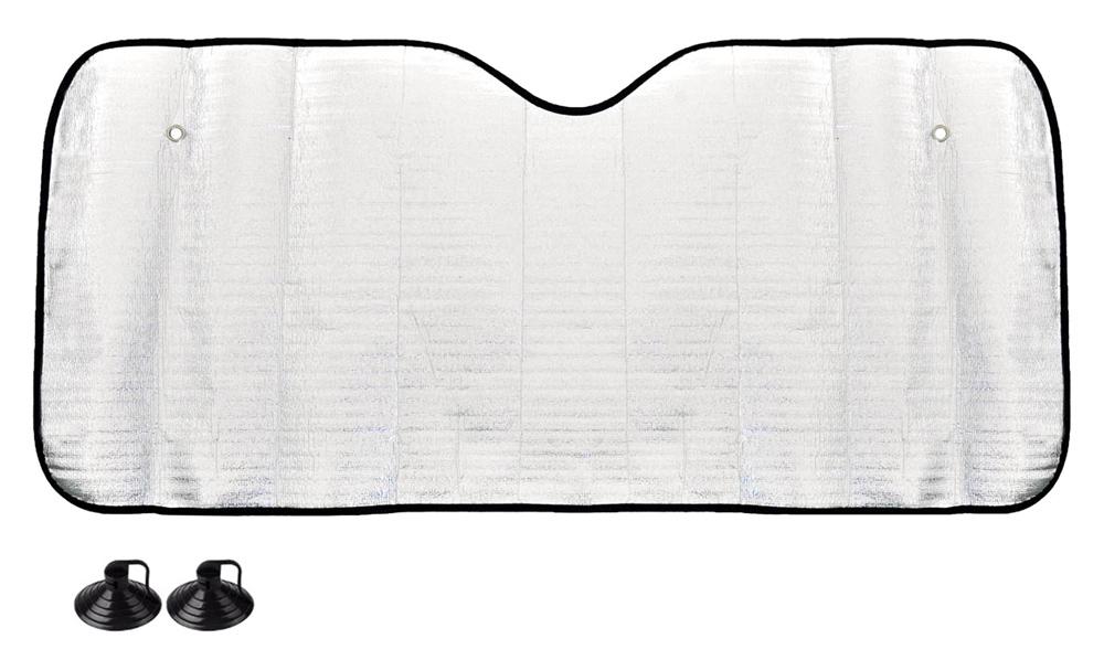 AMIO Ηλιοπροστασία παρμπρίζ αυτοκινήτου 01534, 150x80cm - AMIO 36582